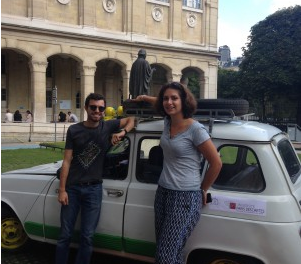 4L Trophy 2016 : deux étudiants de la faculté de Pharmacie de Paris tentent l'aventure