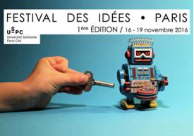 Festival des idées • Paris 16-19 novembre 2016