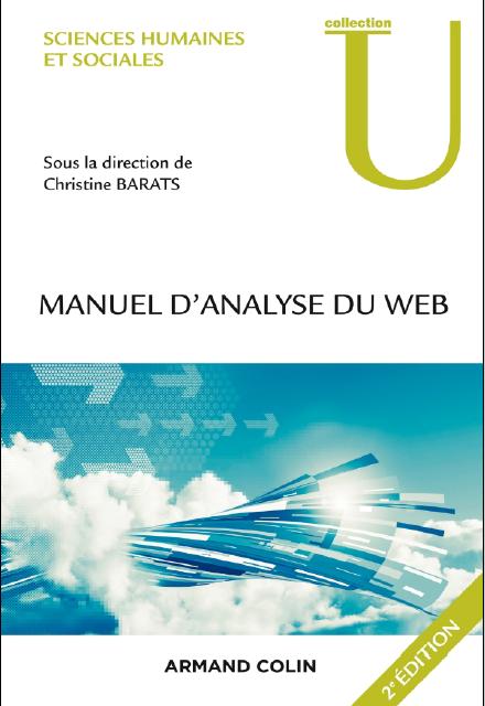 Manuel d'analyse du web, Christine BARATS