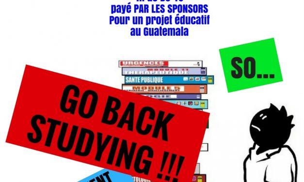Les Olympiades d'Etude Solidaire et la bibliothèque des Cordeliers