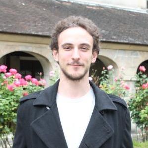 Grégory Pacini, vainqueur de ma thèse en 180 secondes finale Université Sorbonne Paris Cité