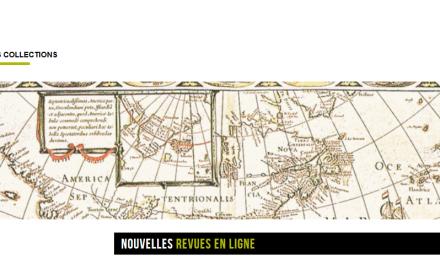 Persée et la bibliothèque SHS Descartes CNRS