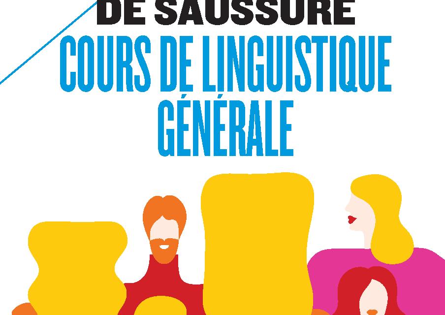 Cours de linguistique générale, de Saussure préfacé par Jean-Didier Urbain