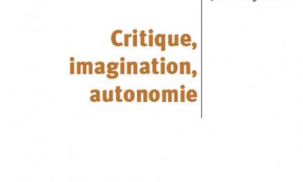 Au-delà de la crise. Critique, imagination, autonomie, par Jan Spurk