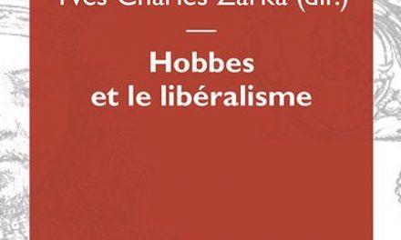 Hobbes et le libéralisme