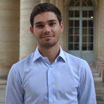 Les ambitions d'Alexandre Rodrigues, Vice-président étudiant