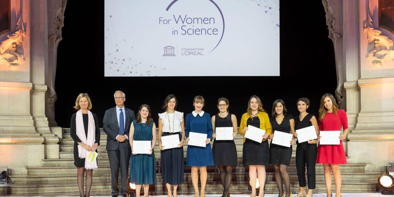 Félicitations à nos trois boursières L'Oréal-UNESCO Pour les femmes et la science