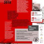 19 & 20 octobre | Sémiotique, engagement et implication