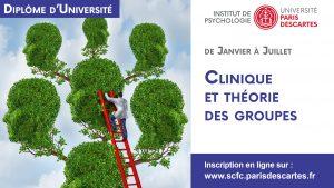 DU Clinique et Théorie des groupes @ Centre Universiaire des Saints Pères | Paris | Île-de-France | France