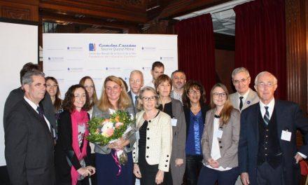 Prix 2018 de la Fondation des Gueules cassées