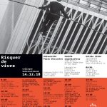 "14/12 : ""Risquer de vivre"" | colloque international"
