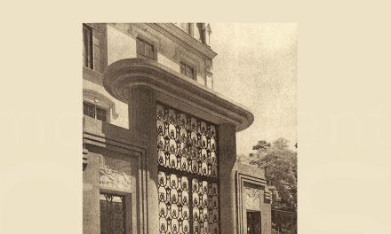 L'Architecture des STAPS :  Quatre-vingt-dix ans rue Lacretelle