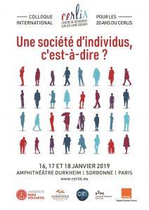 Le CERLIS fête ses 20 ans ! @ Amphithéâtre Durkheim, Sorbonne