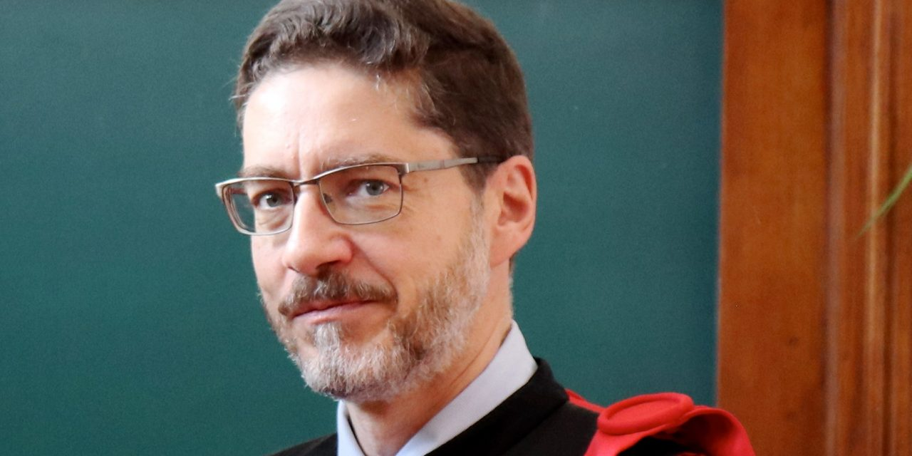 Nouveau doyen à la Faculté de Droit, d'Economie et de Gestion