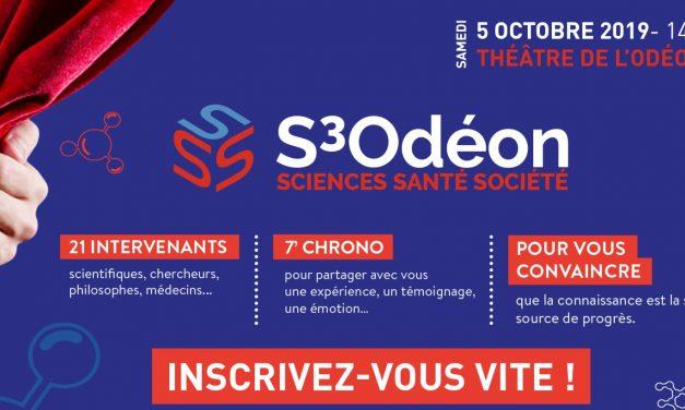 Paris Descartes partenaire de S3Odéon