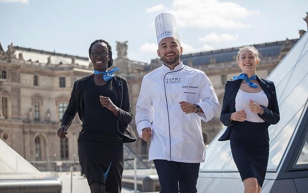 Partenariat avec l'Ecole de Paris des Métiers de la Table